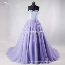 RSE707 vestido de bola vestido de Quinceanera en vestido púrpura vestido de moda vestido de noche japonés libre del baile de fin de curso