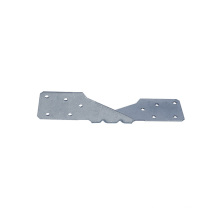 OEM Aluminum Magnesium Zinc Alloy Plate S type Angle Corner Joint Stamping Parts Stamping