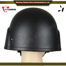 Alibaba China proveedor aramid casco balístico