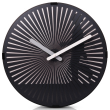 Reloj de pared Round Motion Walking Man