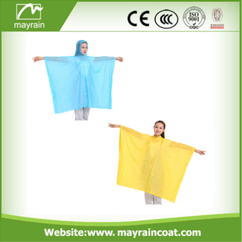 Waterproof Disposable Rain Poncho