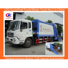 Dongfeng 10 T Ordures Compacteur Camion Compacteur de déchets