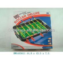 Популярная детская спортивная игра игрушка настольный футбол
