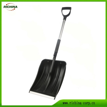Telescopic Snow Shovel for Car with foam grip