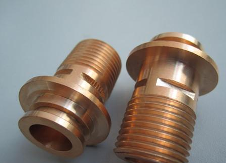 brass machining product