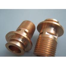 Custom precision brass cnc machining parts