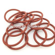 anillos de goma de colores