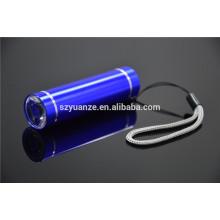 Mini lampe de poche led, mini lampe de poche led, mini lampe à LED