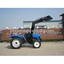 Tracteur de chargeur frontal à 4 roues motrices