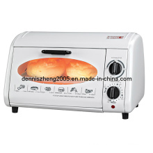 Electric 700-Watts Toaster Ovens/Broilers, with 8L Capacity