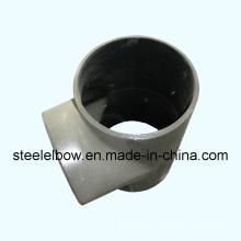 Carbono acero A234 Wpb igual Tee