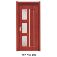 Low Price Excellent Quality Hotsale Melamine Door (WX-ME-106)