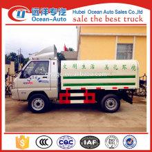 mini garbage truck,mini garbage collector truck for sale