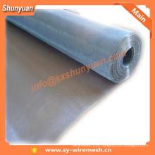 [FACTORY WIRE CLOTH] SS Finish Malha de arame de alumínio para tela de janela e porta (ISO)