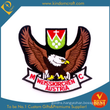 Wholesale Customized Eagle Embroidery Patch/ Embroidery Badge