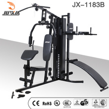 2015 hot sale Multi station exercise equipment with sit up bench