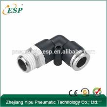 Ningbo ESP PVC-Rohrfitting männlich / weiblich Ellenbogen mit Messinghülse