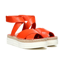 leather women sandals hardwearing different size for choice different color and pattern  fashion sandals shoes 2021