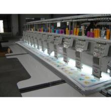 flat embroidery machine