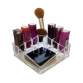 8 Compartment Cosmetic Makeup Organizing Tray Organizer