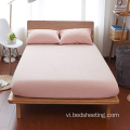 CVC 50/50 Percale Solid Bed Sheet