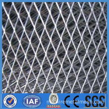 Roll diperluas Copper Metal Mesh