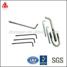 galvanized anchor bolt m16