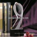 Atacado de alta qualidade barato vidro cristal troféu troféus de vidro