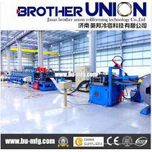 CZ compacta Purlin que forma la maquinaria de construcción con el sistema hidráulico