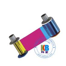 Compatible Fargo 84051 hdp5000 4 panel ymck fargo hdp color ribbon