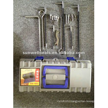 Flexible Packing Extractors(23 parts)