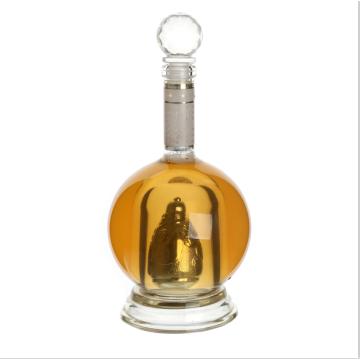 Home Decor Bottle Whisky Glass Bottle Liquor Bottle