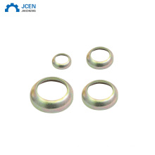 Custom OEM zinc plated stamped cup washer