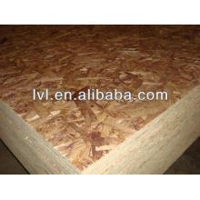 Buena calidad osb para la construcción impermeable