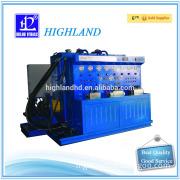Highland 300-500L/min comprehensive motor test bench
