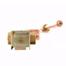 Fengshen hizo la válvula del flujo del líquido de la temperatura usada en refrigeración