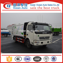 8cbm Dongfeng dfac gebrauchte Müllverdichter LKW