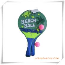 Conjunto de oferta de promoção para a praia de madeira taco e bola (OS05002)