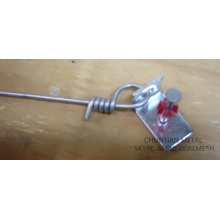 12 Gauge Pre-Tied Ceiling Wire with Pin and Clip