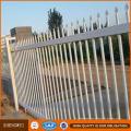 Powder Coated Metal Picket Residential Fencing