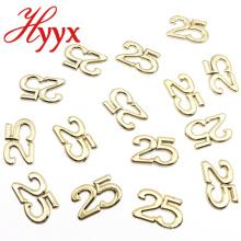 HYYX New Product Promotion Artículos de decoración de cumpleaños de diferentes tamaños