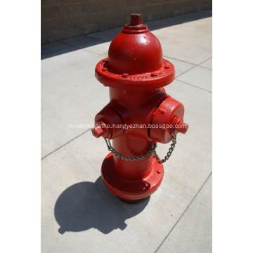 Fire hydrant body pipe