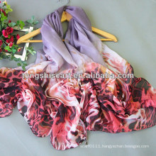 metal key pendant scarf 2014 new fashion