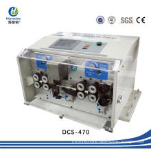 Automatic High Precision Battery Cables Cutter Machine, Best Wire Stripper