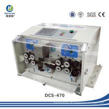 Máquina de descascamento barata do fio da venda com baixo preço (DCS-470)