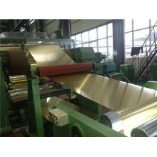 Hydrophile Gold Aluminiumfolie 1100