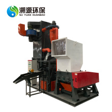 Mini Copper Cable Shredder Wire Granulating Machine