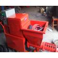 High Quality Spray Plaster Machine and piston diesel motor cement pump machine