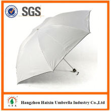 Neue Ankunft guter Qualität Edelstahl Sonnenschirm mit guten Angebot
