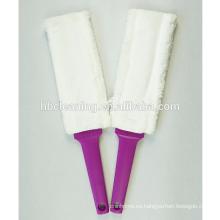 plumero corto de microfibra de tablero blanco